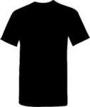 Custom Printed Black T Shirts at $12.99 + $9.49 Delivery @ Googoobarra