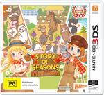 [3DS] Story of Seasons Trio of Towns $19 + Shipping (Free w/ Prime or $49 Spend) @ Amazon AU or Instore @ EB Games