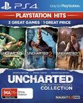 [PS4] Uncharted: The Nathan Drake Collection $15, Nioh, Last Guardian $19 + Delivery (Free with Prime / $49 Spend) @ Amazon AU