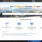 Earn 5 KrisFlyer Miles for Every US $1 Spent @ EasyRentCars