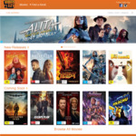 Free Movie Rental @ Video Ezy