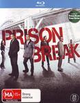[Blu-Ray] Prison Break Complete Series (1-5) $68.75, Stargate Atlantis Complete Series (1-5) $66.50 Delivered @ Amazon AU