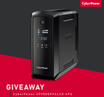Win a CyberPower UPS Worth $245 from Mwave