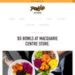 [NSW] $5 Wagyu Pokéd Bowls @ Pokéd Macquarie Centre