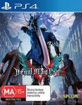 [PS4] Devil May Cry 5 $34.99 + Delivery ($0 with Prime/ $39 Spend) @ Amazon AU / $39.95 (Digital) @ PlayStation Store