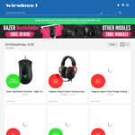 Razer DeathAdder Essential - Right-Handed Gaming Mouse $27 Delivered @ Wireless1