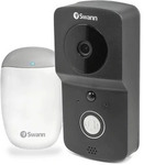 Swann Wireless 720p Smart Video Doorbell Kit $99 Delivered @ Target