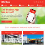 10% off Tickets @ Skybus