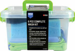 SCA Complete Microfibre Wash Kit 6 Piece - $10 C&C /+Delivery @ Supercheap Auto