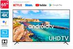 "Kogan 65"" Smart HDR 4K UHD LED TV Android TV™ (Series 9, XU9210) $749 Delivered @ Kogan"
