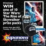 Win 1 of 10 Star Wars Prize Packs Valued at $150 from Supanova