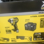 [NSW] Dewalt 18v Flex Brushless 4 Piece Combo $499 (Was $699) @ Bunnings Marsden Park