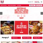 Fill Up Box $4.95 @ KFC (Early Access Via App)