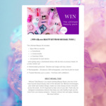 Win a $1,000 Beauty Kit from Michael Todd Beauty