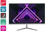 "Kogan 27"" QHD IPS 75Hz FreeSync Monitor (2560 x 1440) $299 Delivered @ Kogan"