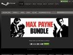Steam - Max Payne Bundle (Max Payne 1 and 2) - $3.74usd