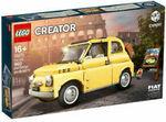 LEGO Creator Expert Fiat 500 10271 $99 Delivered @ Myer eBay Store