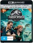 Jurassic World: Fallen Kingdom 4K $11.50 + Delivery ($0 with Prime / $39 Spend) @ Amazon AU