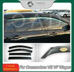 Weather Shields Fits Holden Commodore VE VF Model from $45 Delivered @ Orientalautodecoration
