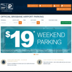 [QLD] Brisbane Airport Parking Long Weekend Sale - 5 Days for $29 - 78% off
