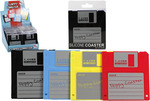 Floppy Disk Coasters (4 Pack) $1.85 + $7.95 Flat Rate Metro Shipping @ Smooth Sales