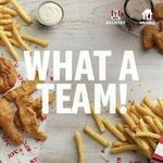Free KFC Delivery (No Minimum Spend) for 3 Consecutive Wednesdays @ Menulog