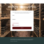 6x St Hallett Faith Shiraz $77 Delivered @ Cellar One [Free Membership Required]