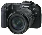 Canon EOS RP 24-105mm Kit $2249.95 (Save $350) + Bonus $250 Canon Cashback @ Ted's Cameras