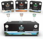 Scenic Brew, 3 Packs of 10 Pods (30 Total), Variety Pack $10.69 (S&S) + Delivery ($0 with Prime/ $39 Spend) @ Amazon AU