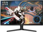 "LG 32GK650F-B 32"" QHD VA 1ms 144Hz FreeSync Gaming Monitor $425 + Delivery @ Shopping Express"