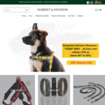 Neoprene Harness Clearance Sale - All Sizes & Colours $30ea + Free Shipping (Normally $61 to $8) @ Harriet & Hudson