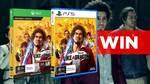 Win Yakuza: Like a Dragon on PS5 and Xbox Series X/S