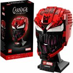 LEGO 76199 Marvel Spider-Man $69, LEGO 76187 Venom Carnage Mask $69 Delivered @ Amazon AU
