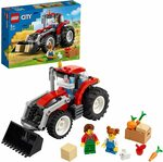 LEGO City Tractor 60287 $17.62 + Delivery ($0 with Prime/ $39 Spend) @ Amazon AU