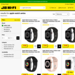 Apple Watch Series 1/2/3/4 from $131/$183/$244/$381 + Delivery @ JB Hi-Fi