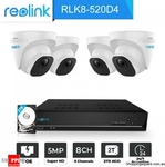 Reolink 8CH NVR Video Surveillance Systems $398.95 + Delivery @ Shopping Square