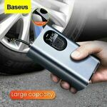 [eBay Plus] Baseus Car Tire Air Compressor Inflator Pump LED Lamp for Car Motorcycle Bicycle $49.89 Delivered @ Baseus eBay