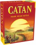 Settlers of Catan Board Game $39.20 Delivered @ Amazon AU