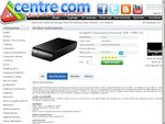 Seagate 3TB External HDD $179 + $9 Delivery @ Centrecom (Pickup Available)