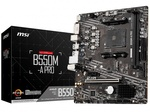 MSI B550M-A Pro AM4 Motherboard $100.19 + Delivery ($0 to Metro Areas/ VIC C&C) @ Centre Com