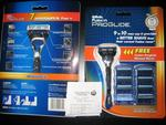 Gillette Fusion Proglide 8 Blades and Razor Handle $9.99 (Save $30) Clearance @ Woolworths