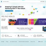 Online Exclusive Queens Birthday Sale: 11% off All Telstra Pre-Paid Mobiles Online