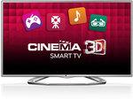 """LG 55"""" Led Smart TV $1,592 -  55LA6230 (27% off)"""
