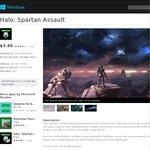Halo: Spartan Assault - Windows 8 Game - $3.49, Was $6.99