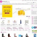 Perfume Sale at Allbeauty up to 85% off. Free Shipping on £100 Purchase or £5.95 Flat Rate