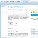 Paragon Mini-Bundle for Mac $29.99 USD (Normally $100 USD)