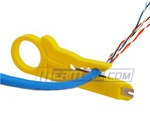1 Pack Plastic Network Wire Stripper / Cutter, AU $0.95 Delivered Meritline