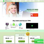 Private Internet Access (VPN) - Yearly Subs US $31.95 (20% off), Black Friday