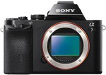 Sony A7 Full Frame Mirrorless Camera Body Bonus Metabones Adaptor $1,189 @ Camera Pro