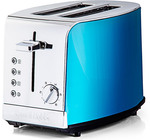 Russell Hobbs Kitchen Metallics 2 Slice Toaster - 50% in cart $31~$33 Delivered @ Catch Of The Day